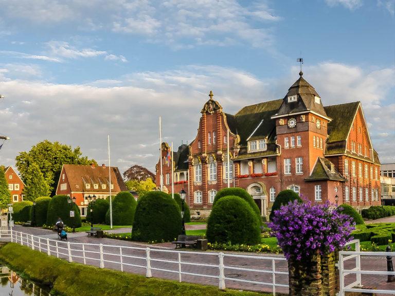 Papenburg-Rathaus