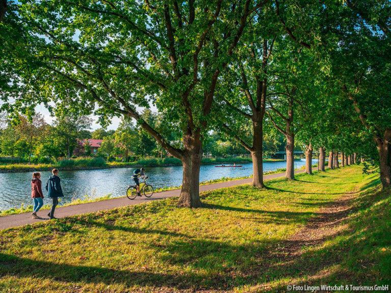 Lingen am Kanal